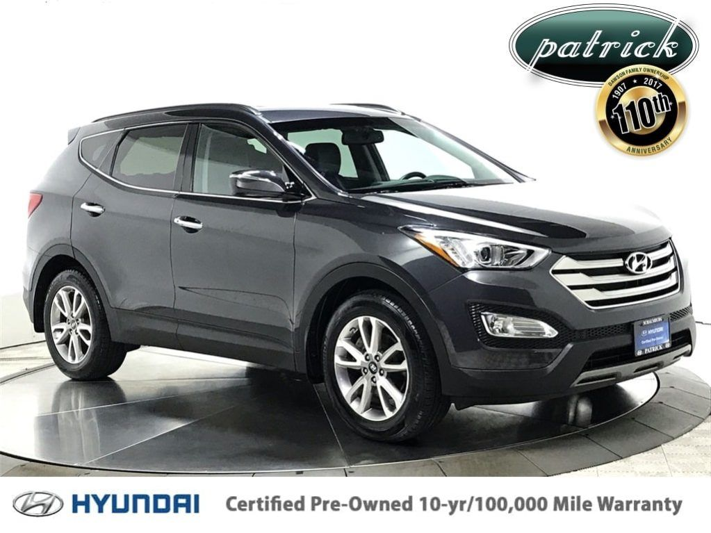 Check out this Used 2015 Hyundai Santa Fe Sport 2.0L Turbo
