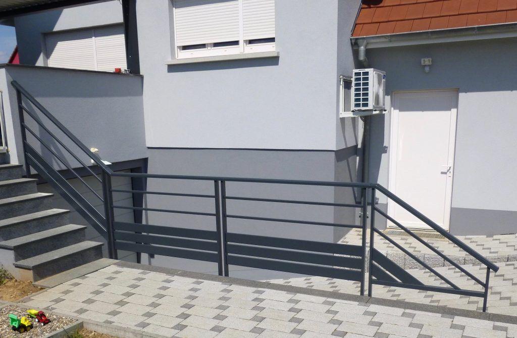 rambarde balcon alu free gardecorps en aluminium with rambarde balcon alu garde corps. Black Bedroom Furniture Sets. Home Design Ideas