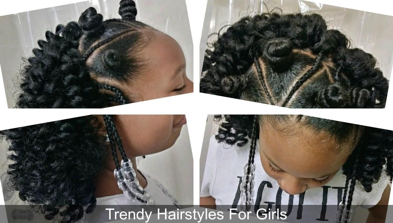 Kids Hairstyle For Short Hair Cute And Easy Hairstyles