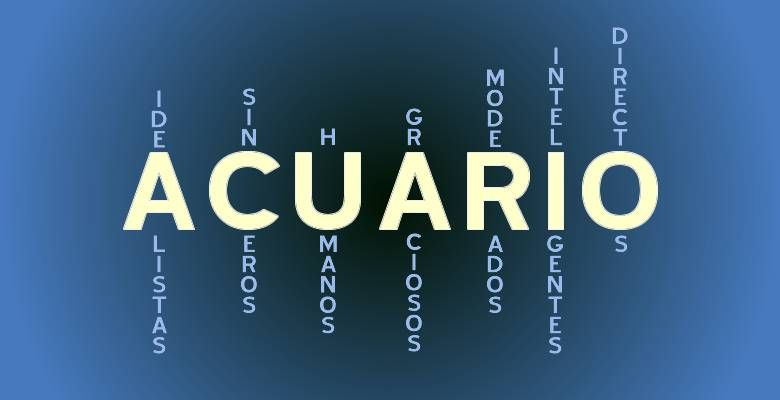 Image gallery signo acuario for Signo del zodiaco