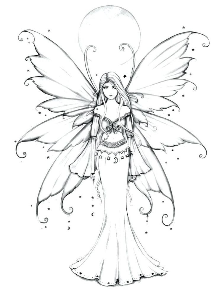 Disney Fairy Rosetta Coloring Pages Fairy Coloring Pages Fairy Coloring Fairy Coloring Book