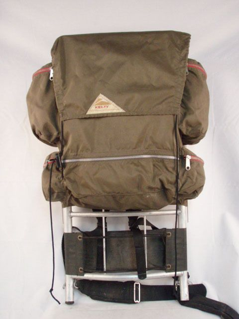 1970s vintage kelty external frame backpack survival