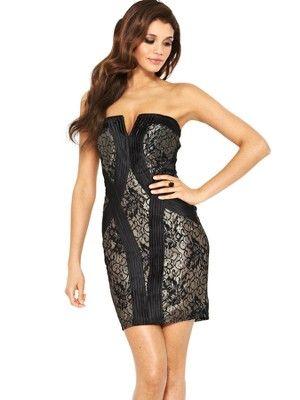 Lace Detail Bandeau Dress, http://www.very.co.uk/lipsy-lace-detail-bandeau-dress/1279177932.prd#partyinstyle