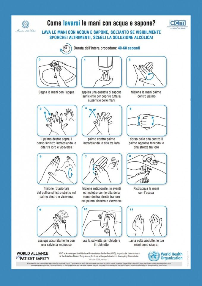 Mani 1 Hand Hygiene Teaching Boys Hand Health