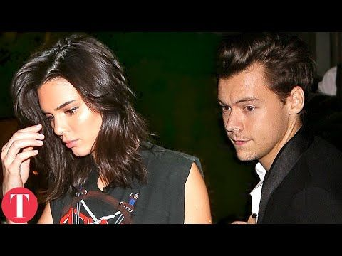Kendall Jenner and Harry Styles BACK TOGETHER? Supermodel Cheers On Ex Boyfriend At LA Concer...