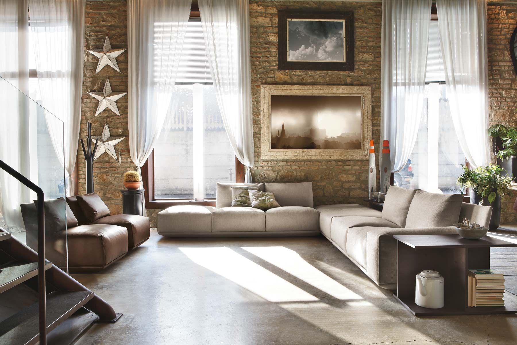 Musa spa divani e poltrone sofas and armchairs wing - Poltrone e sofa ...