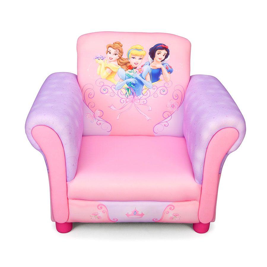 Kids chair princess png - Disney Princess Upholstered Chair Toysrus Australia Mobile
