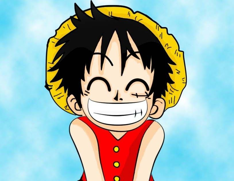 23 Gambar Keren Luffy Di 2020 Dengan Gambar Gambar Karakter