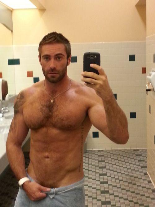 Stuart manning hairy chest