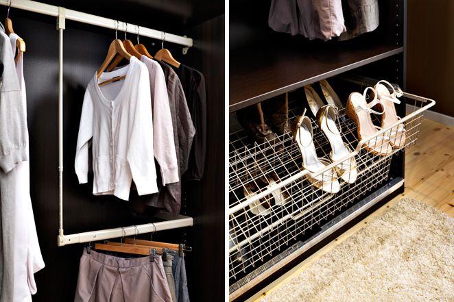 Malo Miejsca W Twojej Szafie Wardrobe Rack Furniture Home Decor