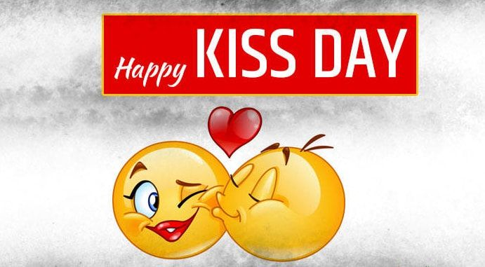 Kiss Day Image Have You Started Your Preparations For The Valentines