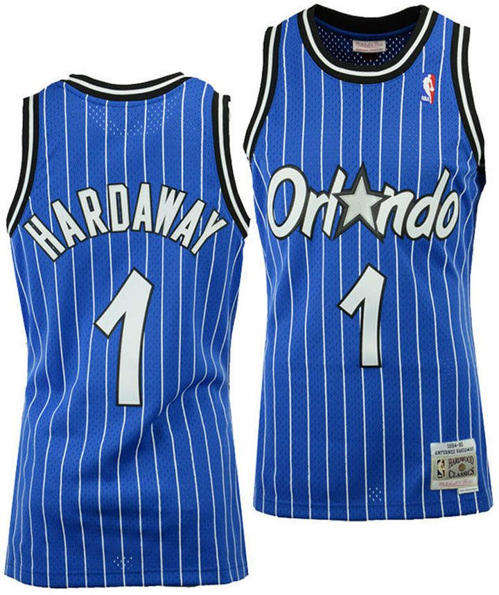 7c167754e241eb Mitchell & Ness Big Boys Penny Hardaway Orlando Magic Hardwood Classic  Swingman Jersey