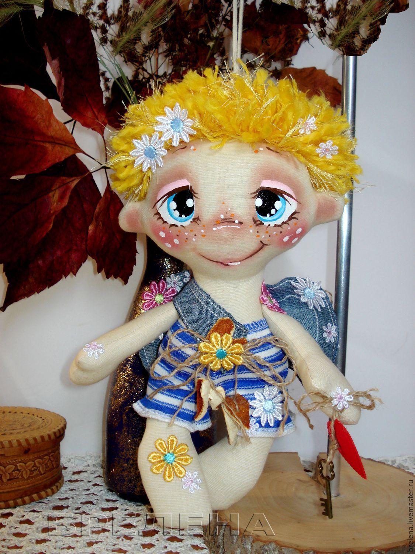 Купить Текстильная кукла Ангелочек Хранитель для самых Любимых 2 шт. - текстильная кукла