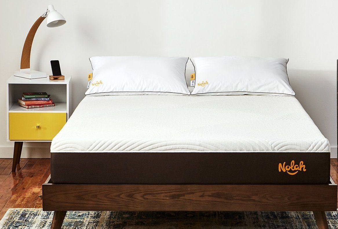 Nolah 12 10 Signature Mattress The Ultimate 12 Flippable Firmness Side Back And Stomach Sleeper Mattress Medium Soft 4 5 Firmn Mattress Pillows Bed