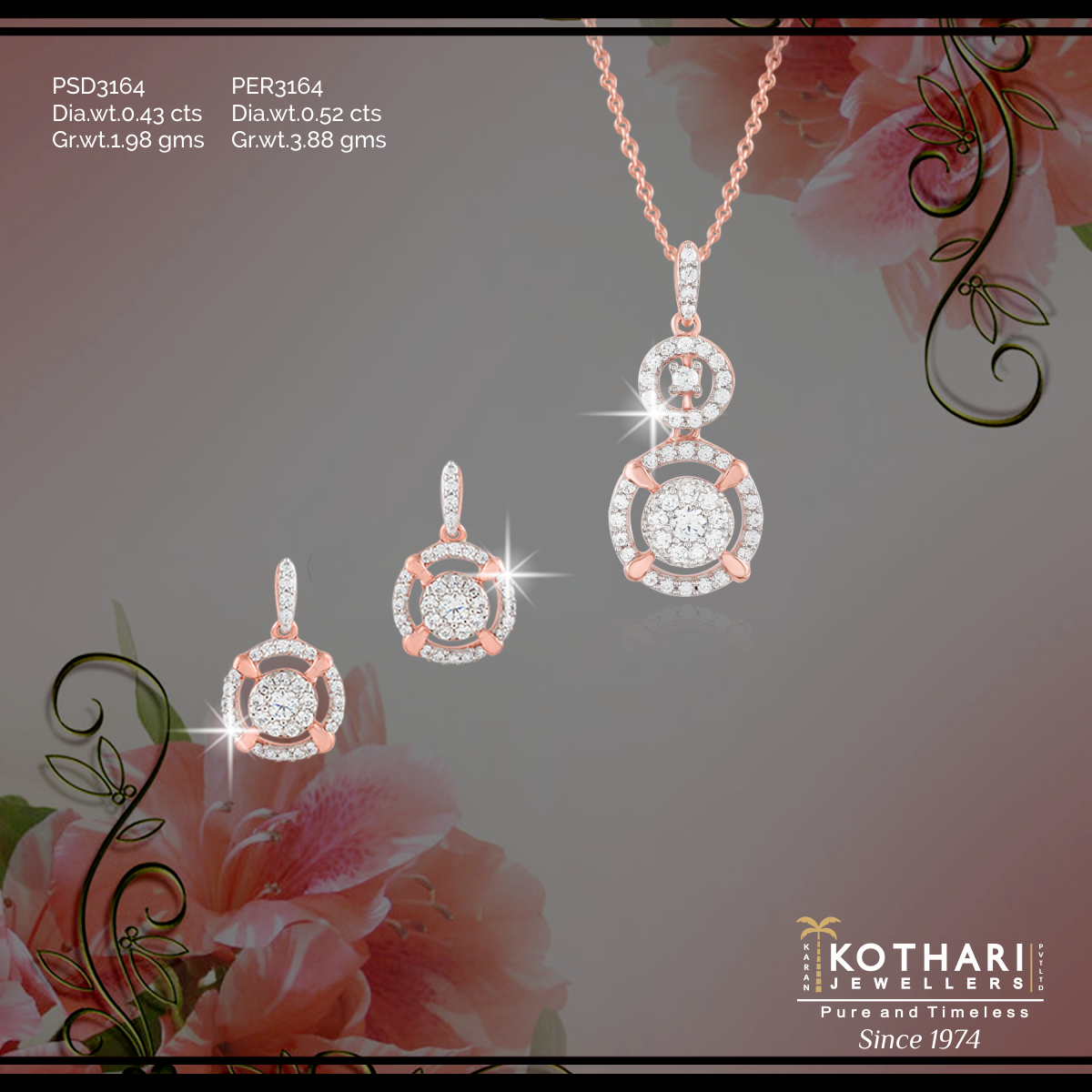 Intricate Craftsmanship And Simplicity Of Design Will Grace You With More Attention Than Expected Diamond Pendants Designs Diamond Pendant Sets Diamond Pendent