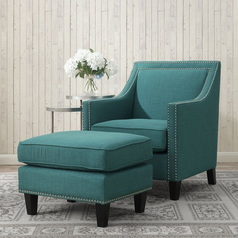 Rotterdam Armchair And Ottoman In 2020 Furniture Armchair Upholstered Seating