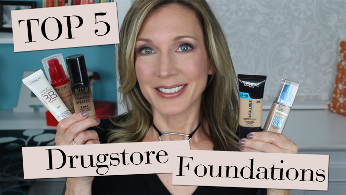 Holy grail foundation for mature skin