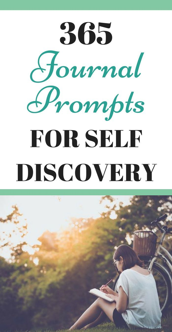 117 Thought-provoking Journal Prompts For Self-discovery  |Daily Journal Prompts For Adults