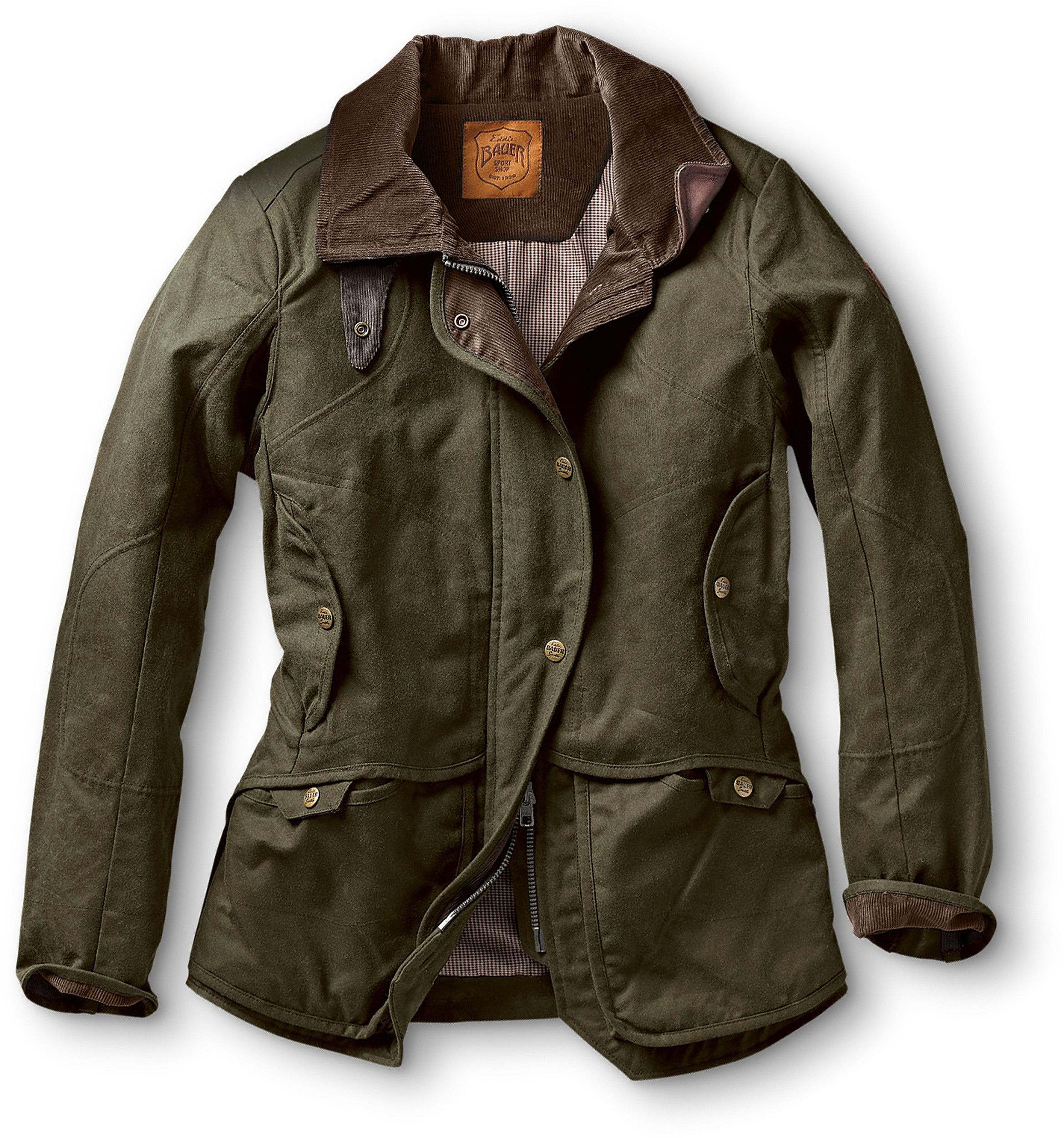 aa43bfcbdba Kettle Mountain StormShed Jacket | A classic field jacket built from top-shelf  waxed cotton fabric, this guide's favorite sheds rough weather in  traditional ...