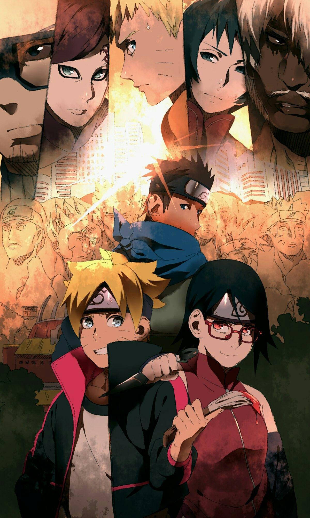 Anko Boruto Episode 36 Boruto episodes, Anime, Boruto
