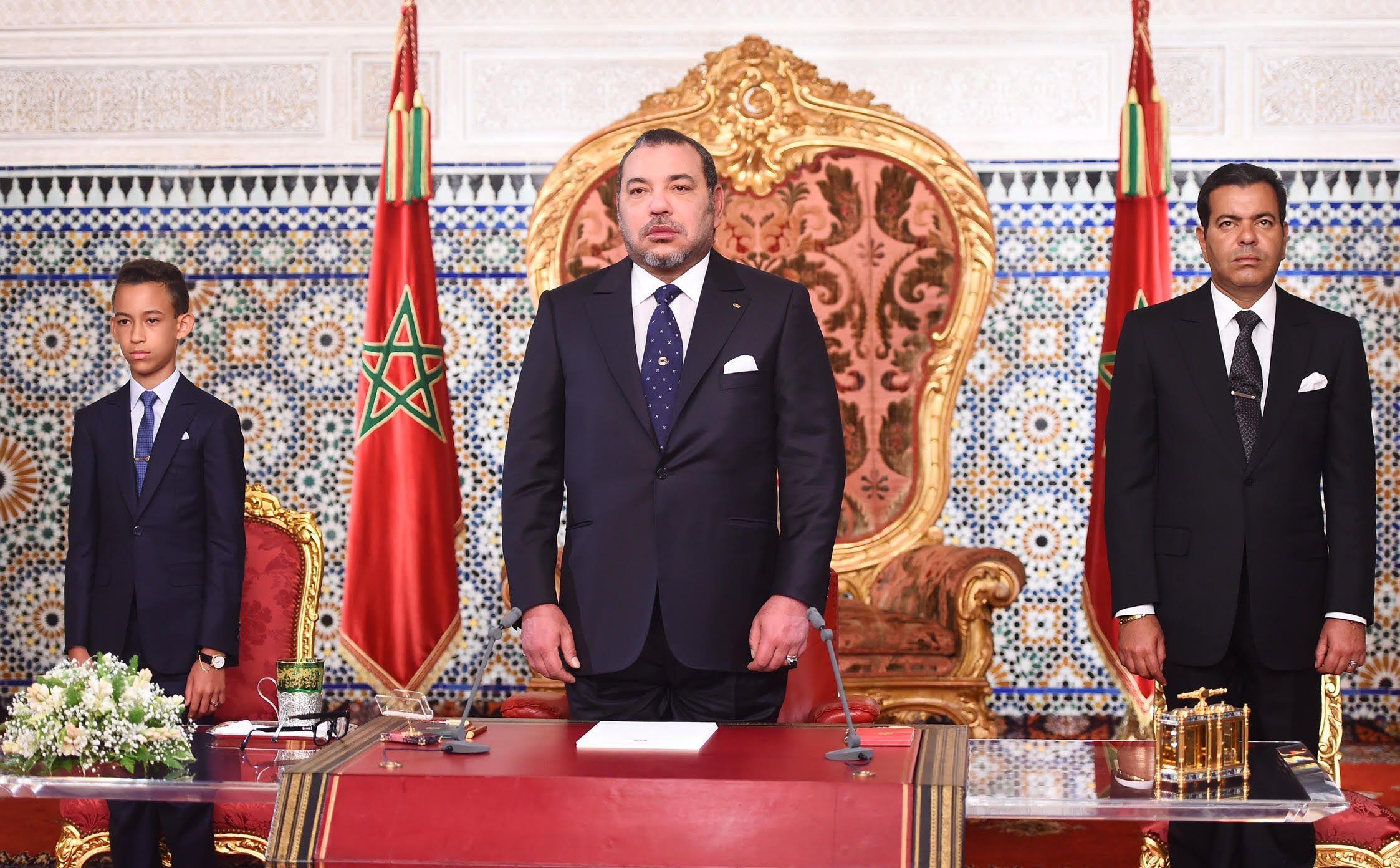 جلالة الملك يوجه غدا خطابا ساميا إلى الأمة بمناسبة ذكرى المسيرة