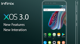 Infinix XOS 3 Custom UI Released on Zero 5 | http://www
