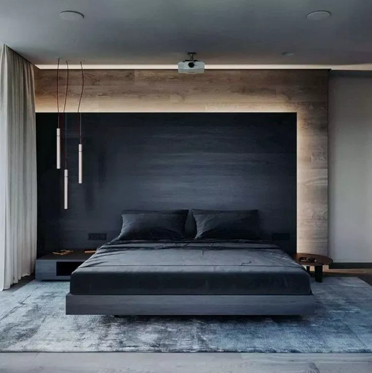 25 Stunning Minimalist Modern Master Bedroom Design Best Ideas Minimalistbedroom Bedro Modern Master Bedroom Design Luxurious Bedrooms Modern Master Bedroom