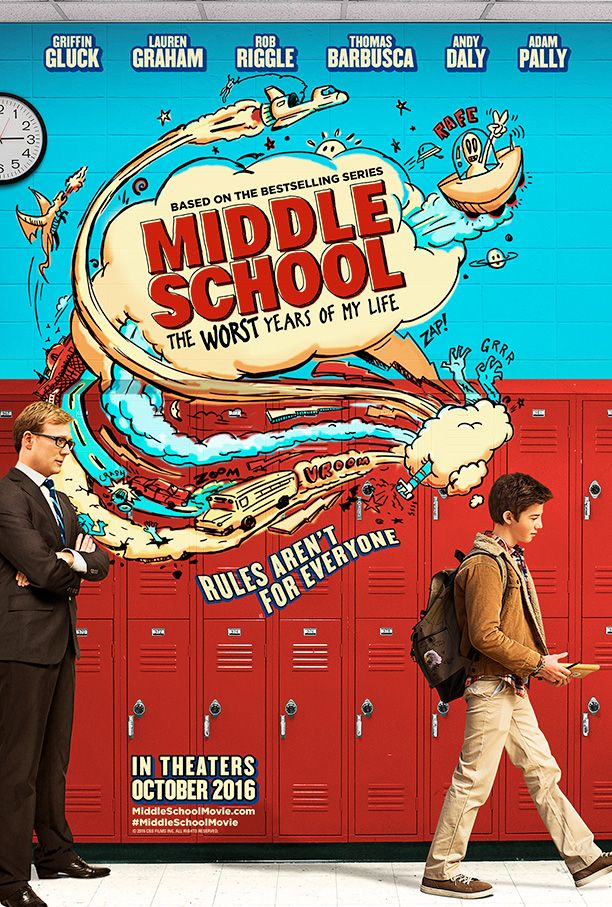 See The Exclusive First Trailer For Middle School Movie Middle School Movie My Life Movie Middle School