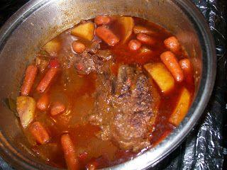 La Cocina De Nathan: Cuban, Spanish, Mexican Cooking & More: Carne Con Papas (Meat and Potatoes) #carneconpapas