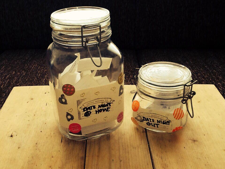 Date night jars!