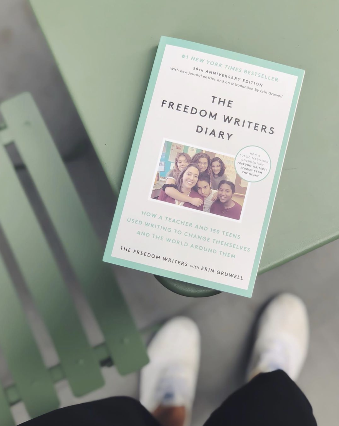 The Freedom Writers Diary 20th Anniversary Edition By