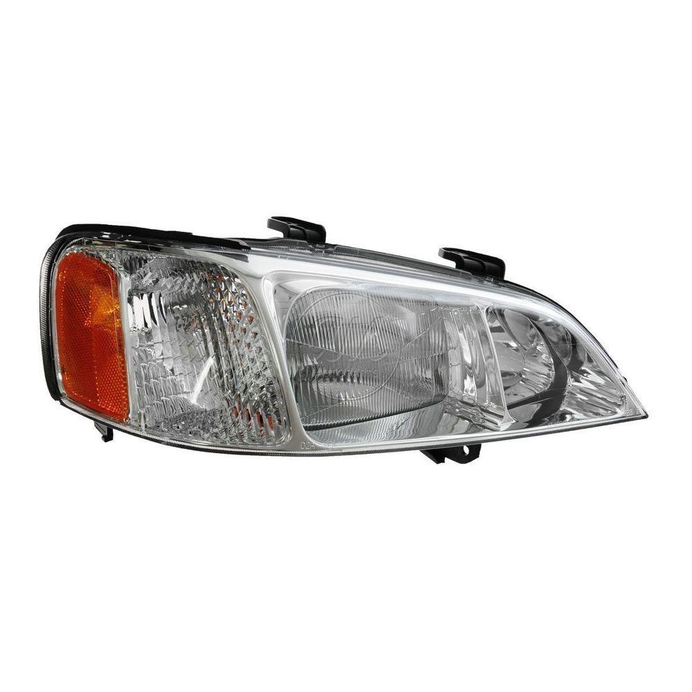99-01 Acura TL Headlight RH Right Passenger Side Headlamp NEW #AftermrketReplacement
