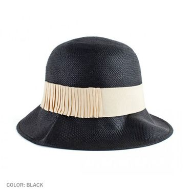 Brixton Pearl Cloche Hat (Black) Inspired by music   culture ... 60cce12ec1b3