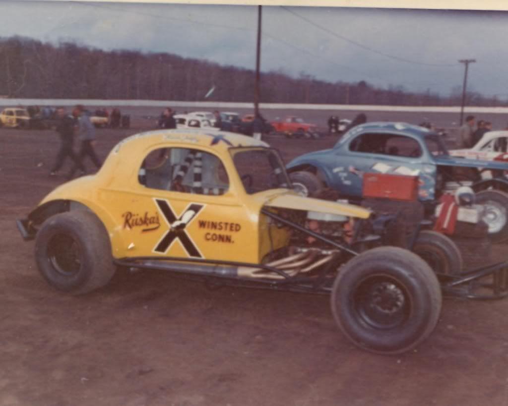 Gerry Chamberlain Race Cars