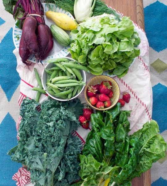 Want to Feed Your Microbiome? Eat More Veggies! | The Kitchn
