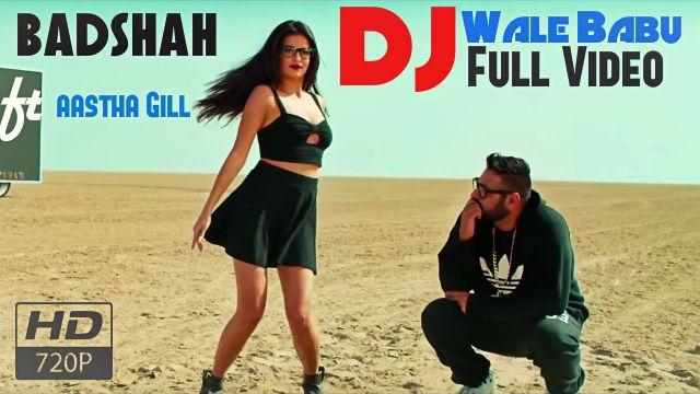 d09fb8b1555 SONGS  Badshah - DJ Waley Babu