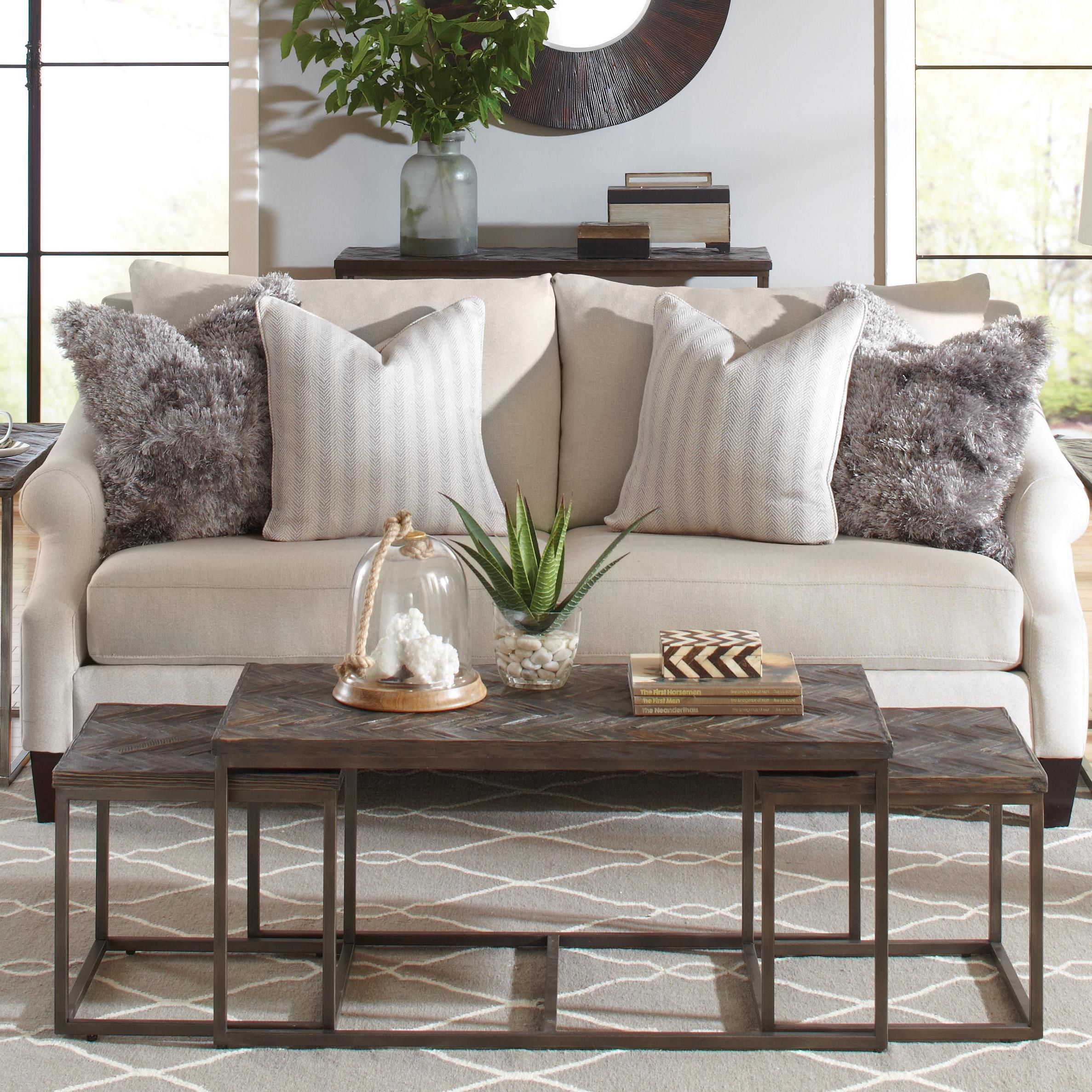 With The Three Piece Nesting Coffee Table You Get Not Only A