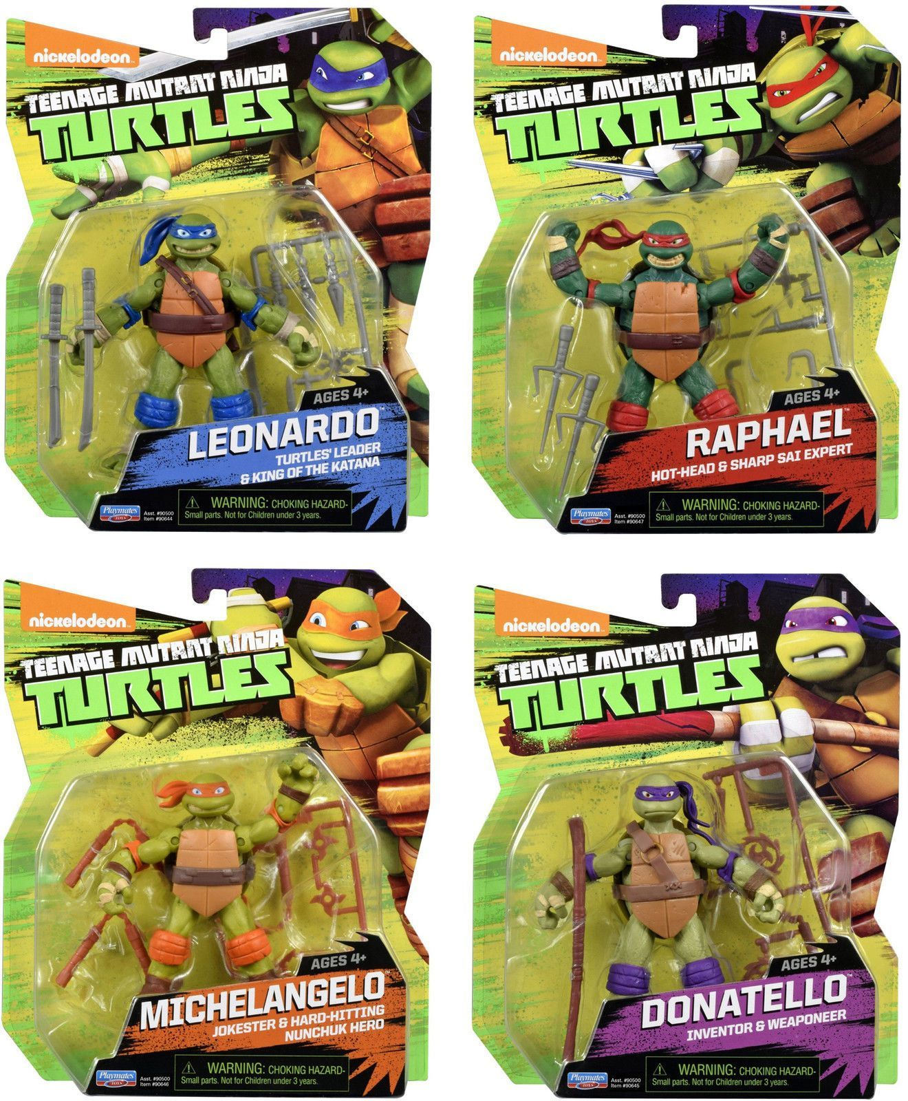 Teenage Mutant Ninja Turtles Teenage Mutant Ninja Turtles Toy