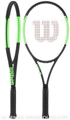 Wilson Blade 98 18x20 Countervail Racquet Racquets Tennis Tennis Racket