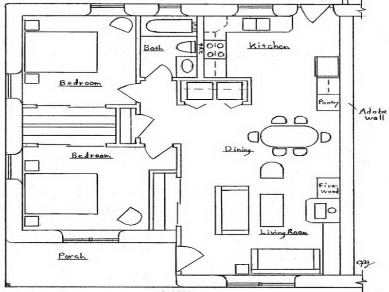 Home Design And Floor Plans. Floor Plans For Houses The Finalized