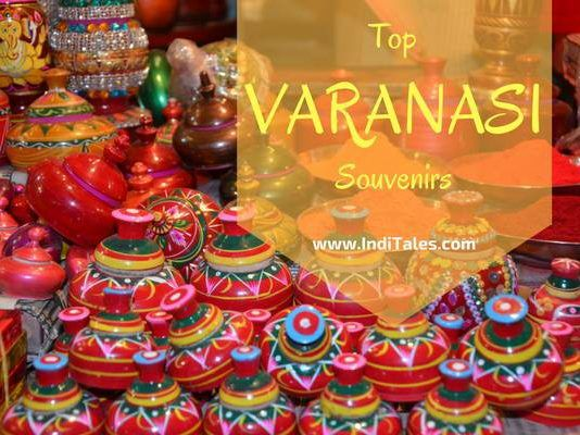 Top Varanasi Souvenirs To Buy – Shopping In Banaras