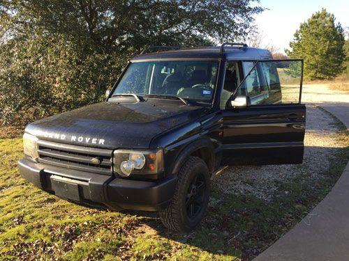 2003 Land Rover Discovery - Bullard, TX #1893708137 Oncedriven