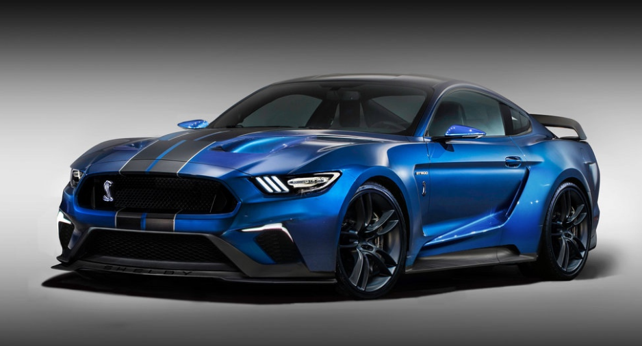 2018 Ford Mustang Cobra | cars | Pinterest | Ford mustang shelby gt500, Ford mustang shelby and ...