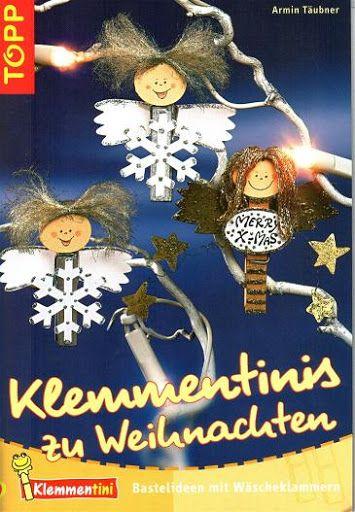Topp - Klemmentinis zu Weihnachten / Csipeszfigurák Karácsony - Muscaria Amanita - Picasa Webalbumok