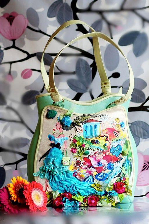 Женские сумки ручной работы. Ярмарка Мастеров - ручная работа Rachelle-Афина. Handmade.