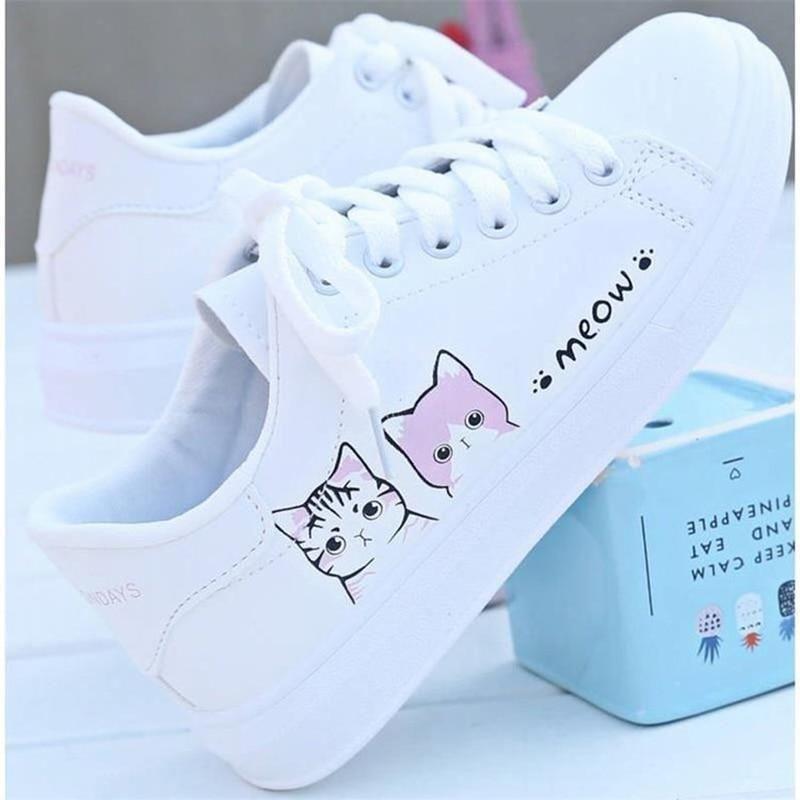 Meow Runners | Sapatos fashion, Sapatos