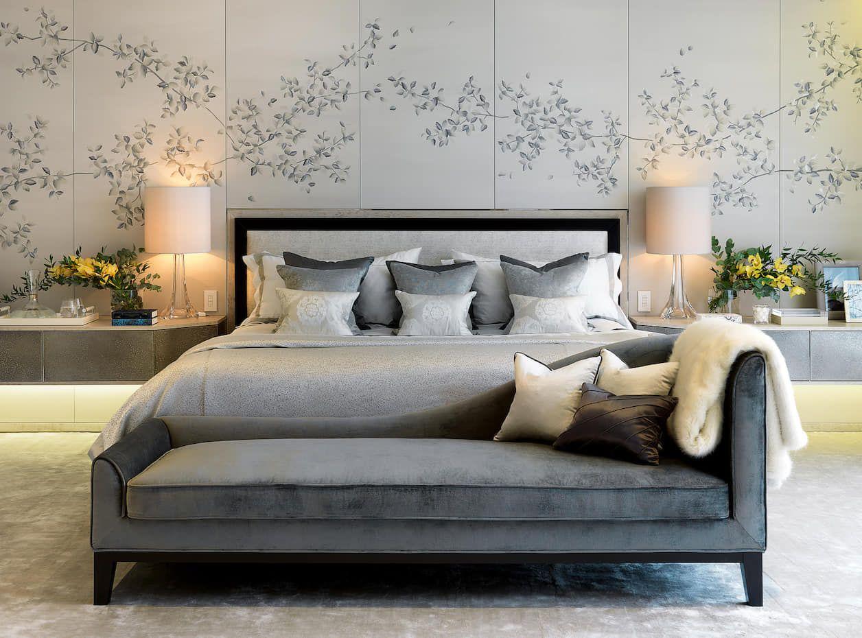 Master bedroom art  Headboards elevated to works of art  Bedrooms Master bedroom and
