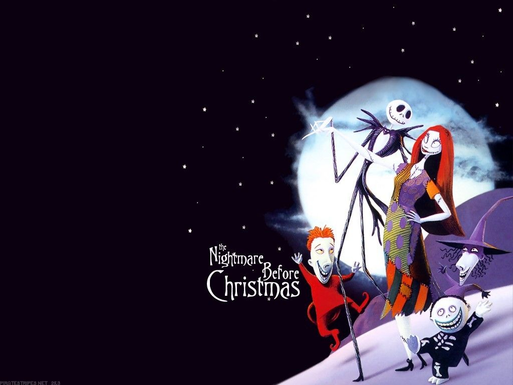 Jack And Sally Nightmare Before Christmas Wallpaper Sally