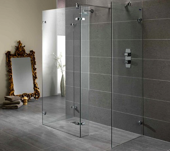 Skyfix & Co. Ltd - WALK-IN SHOWER