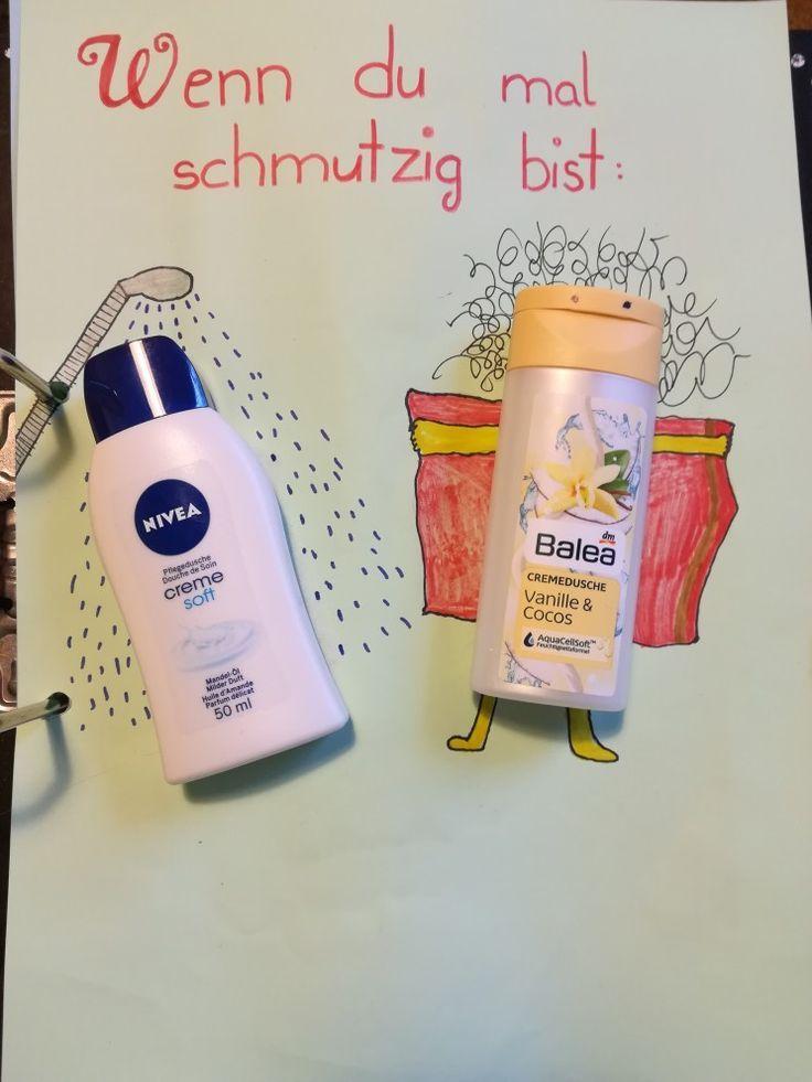 Wenn du mal schmutzig bist – shampoo duschgel Wenn buch – Ansichten